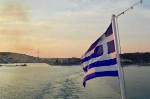 Leaving Lesvos