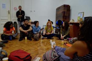 Visiting Asylum Protection Center/Centar za pomoć tražiocima azila - Subotica, Serbia