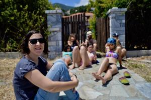 Taking a time-off - guest house in Lesvos, Greece