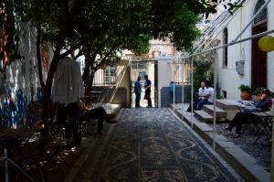 Mosaik Support Center in Lesvos, Greece