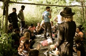 Lunch in the jungle - Subotica, Serbia